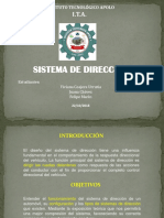 Sistema de Direccion