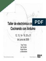 01 Introduccion Arduino