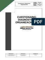 Cuestionario Diagnostico Organizacional Melanova SAC
