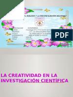 La Creatividad en La Investigacion Lista