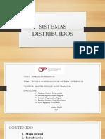 Tipos de Comunicación de Sistemas Distribuidos - 1
