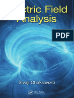 Electric Field Analysis (2015, CRC Press)