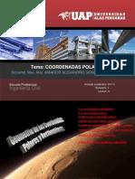 4.-COORDENADAS POLARES
