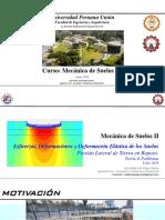 [07] MSII - Esfuerzos - Deformaciones & Deformación Elástica [Presión Lateral de Tierra]