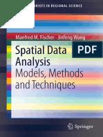 Spatial Data Analysis - Fischer, Wang