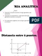 Geometria Analitica Final