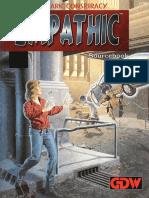 Dark Conspiracy - [Sourcebook] Empathic