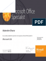Cert_MOS_Excel