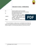 Informe de Tunel Simplon II Suiz. e Ital.