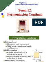 Tema 12 Fermentacion Continua