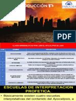 BIBLIA FÁCIL APOCALIPSIS Introducción CLAVES HERMENEUTICAS