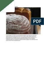 Pan de Maíz Fresco