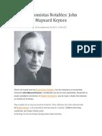 Economistas Notables