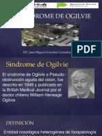 Sindrome de Ogilvie Juan Oficial
