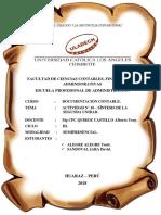 Actividad 10 - Resumen II Unidad