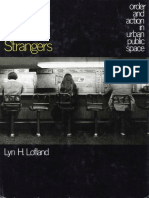 Lyn H. Lofland World of Strangers Order and Act