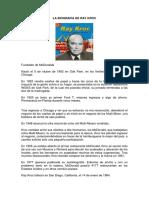 La Biografia de Ray Kroc