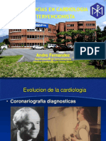 tendenc cardiologia intervencionista