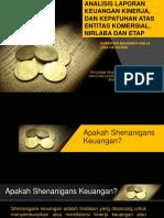 Pelaporan Korporat Analisis Laporan Keuangan