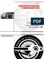 Indian Railways Logo Submission