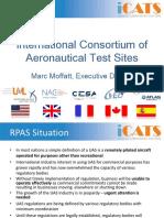 Day 1 Session 2 Marc Moffatt - International Consortium of Aeronautical Test Sites