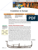 Ch 13 Sec 2 - Feudalism in Europe