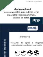 C1 Series Numéricas