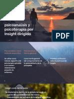 Psicoanalisis y Psicoterapia Por Insigth Dirigido