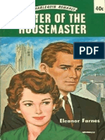 Sister of the Housemaster - Eleanor Farnes
