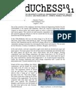 ChE Palakasan 2010 Narrative Report