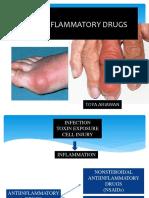 Antiinflammatory Drugs