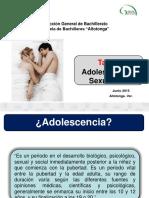 Adolescencia y Sexualidad - C Salud