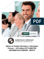 Master Informatica Forense Pericial