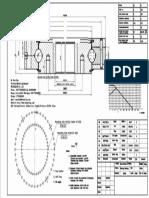 WCB 062.20.0944 Swing Circle Gear Turntable Slewing Ring Bearing