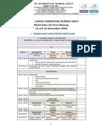 Jadwal Survei Akreditasi SNARS Edisi 1 RSUD Ratu Aji Putri Botung.pdf