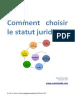 Choisir Statut Juridique