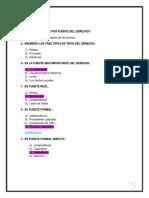 Cuestionario Unidad 3