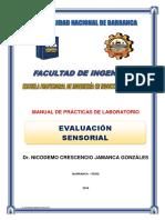 Guía de Práctica Evaluación Sensorial