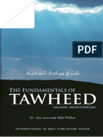 Fundamentals Of Tawheed.pdf