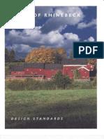Rhinebeck Design Standards