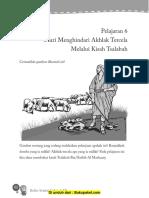 AA Bab 6 Mnghindar Akhlak Tsalabah