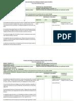 Organización Trimestral de Los Aprendizajes Esperados (1)