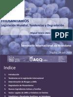 Fitosanitarios Legislacion Mundial Tendencias Degradacion