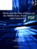 Laudan Nooshin - Music and the Play of Power in the Middle East, North Africa and Central Asia (2009, Ashgate Publishing)