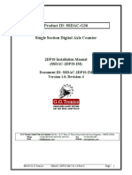 Microsoft Word - SSDAC 2DP1S-IM Version 1.0, Rev.4