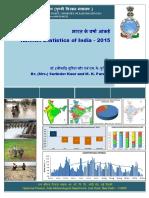Rainfall Statistics of India - 2015