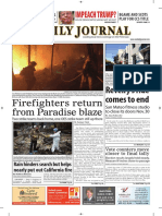 San Mateo Daily Journal 11-24-18 Edition