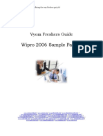 WIPRO-2006-Papers.pdf