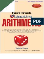 Fastrack Objective Mathematics2018