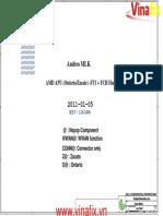 Dell Inspiron M102Z - Compal LA-7161P PLM00